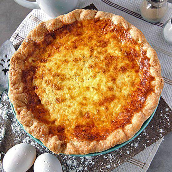 Justyummyrecipes Southern Breakfast Pie Http X2f X2f Ift Tt X2f 2mxuypr Breakfast Pie Southern Breakfast Savory Pies Recipes
