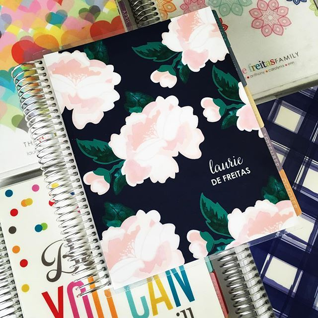 Because when I find something I love, I stick with it. #erincondren #lifeplanner #dailydiary #2016 #2017 #erincondrenlifeplanner #mybook #mylife #thankyou #christmasinjure #believeyoucanandyouwill #lifesaver #thedefreitasfamily #lifesaver #neverleavehomewithoutit #fiveyearsstrong #earlydelivery #rushorder #blessed #personaldelivery #thankful #grateful #lucky #happy #love #loyal #fiveyearsstrong #andcounting #allmine #happyday