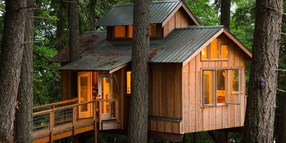 The 25 Coolest Adult Treehouses on the Planet