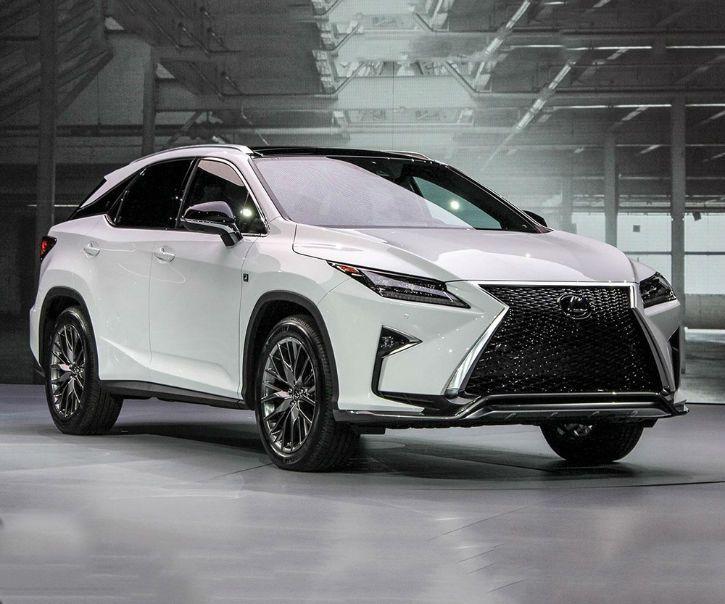 New 2019 Lexus Rx 350 Prices With Images Lexus Rx 350 Lexus