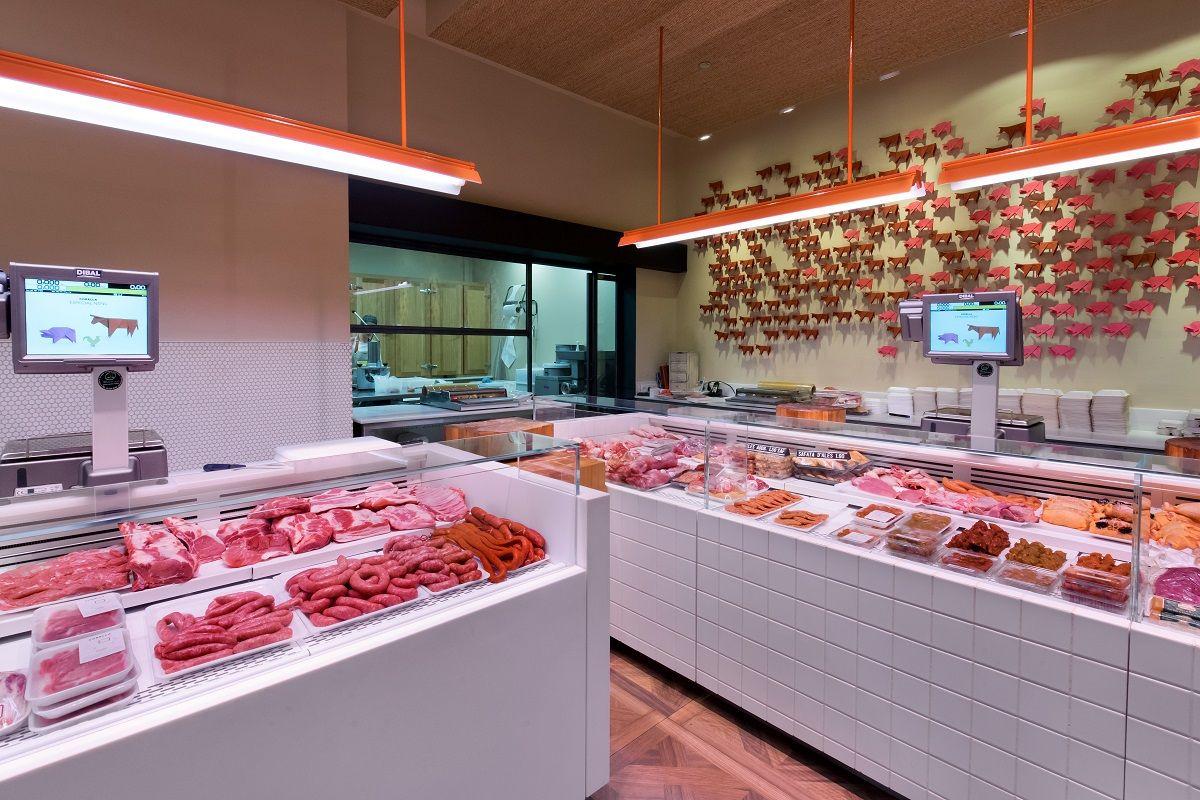 Corella on behance in 2020 meat shop butcher shop