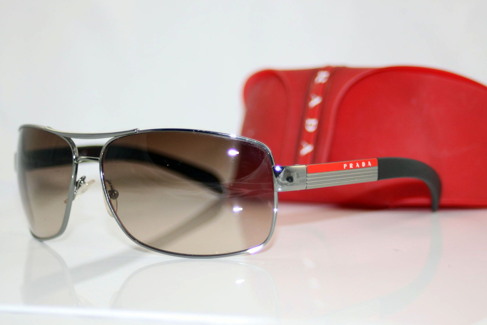 0554ac5237ca PRADA LINEA ROSSA Model SPS 54I (65-14 5AV-6S1 125 3N) | Eyewear ...