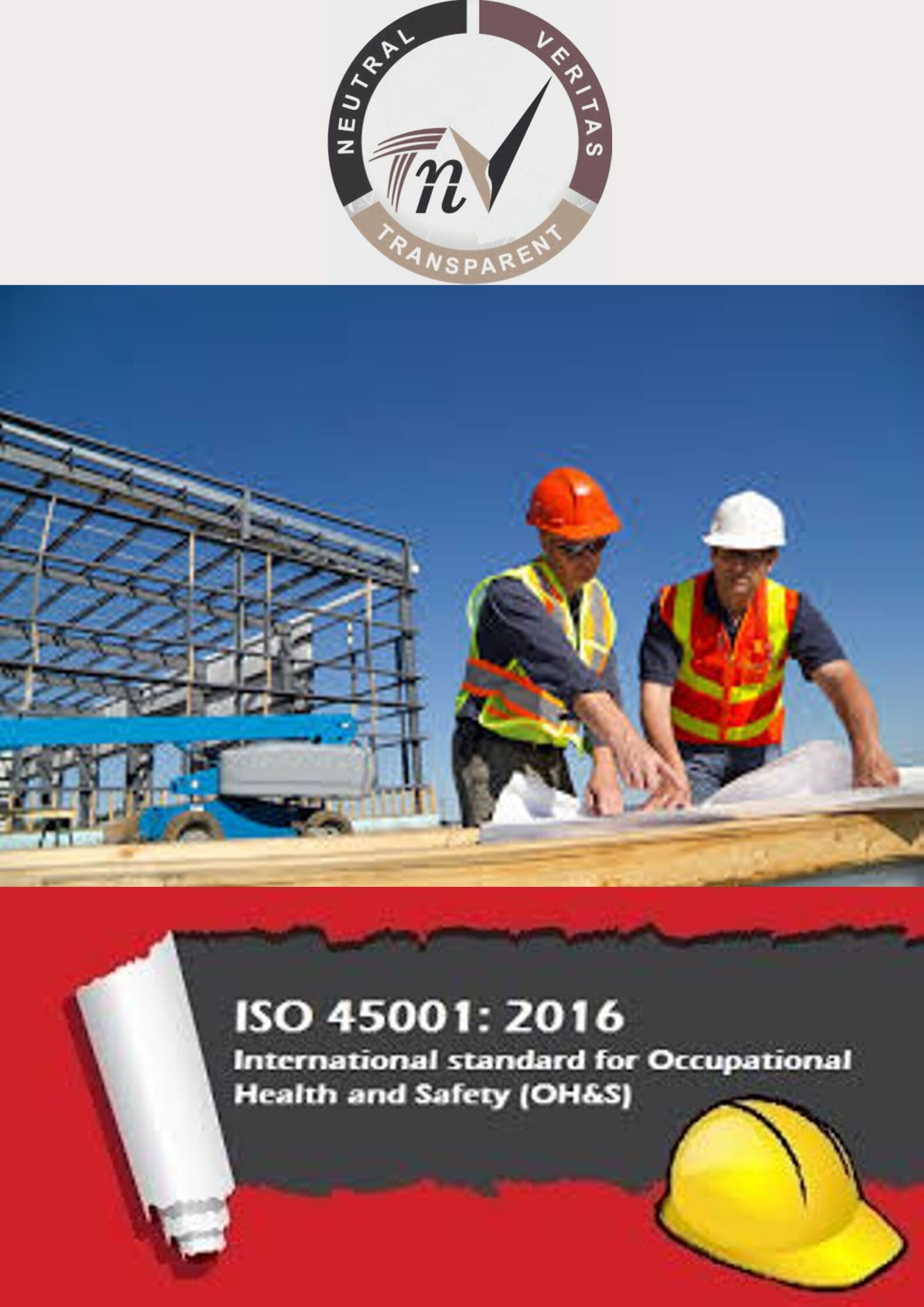 The Draft International Standards (DIS) of ISO 450012016
