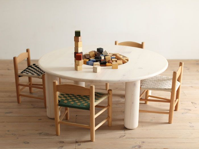Environmentally Friendly Furniture For Children By Hiromatsu