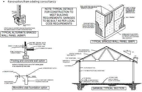 Steel Buildings For Garages Rv Garage Plans Garage