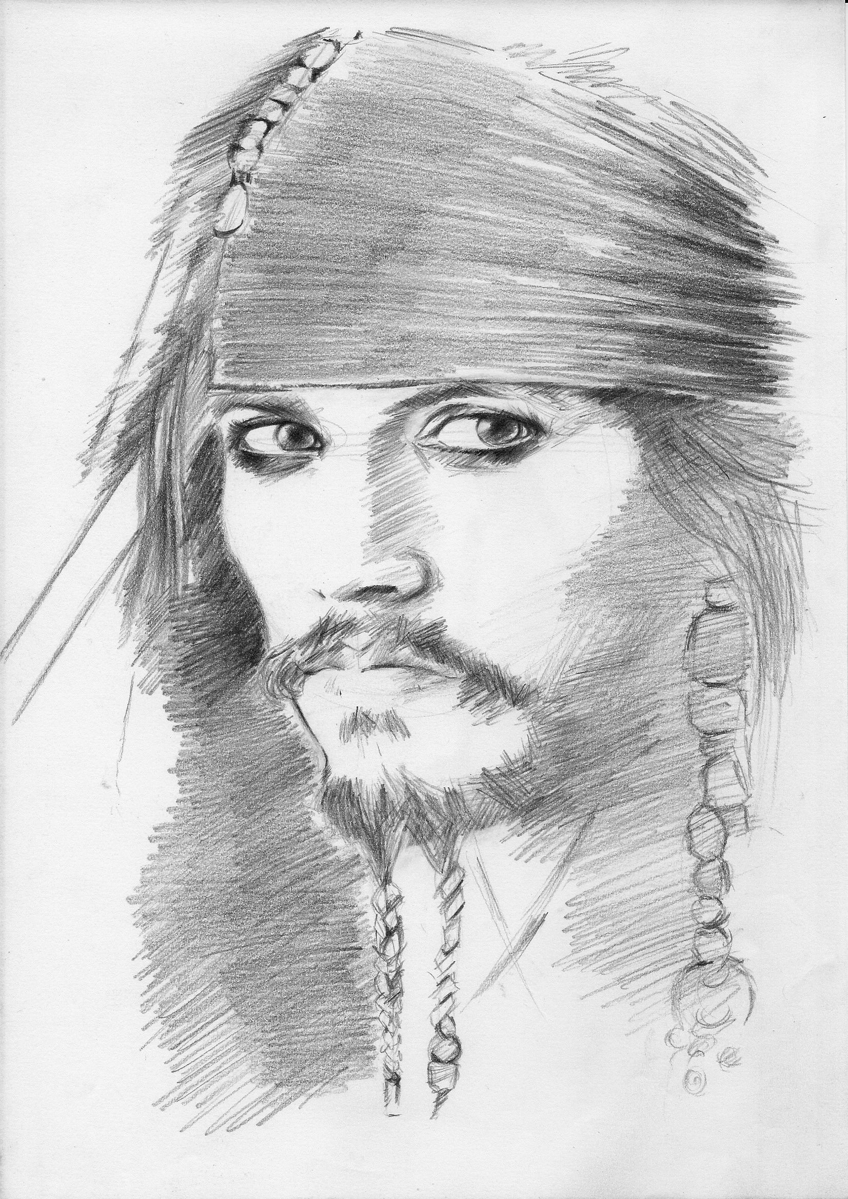 Pencil drawing johnny depp art to my hearts content in 2019
