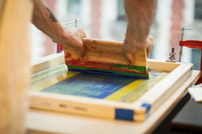 Screen Printing Solution