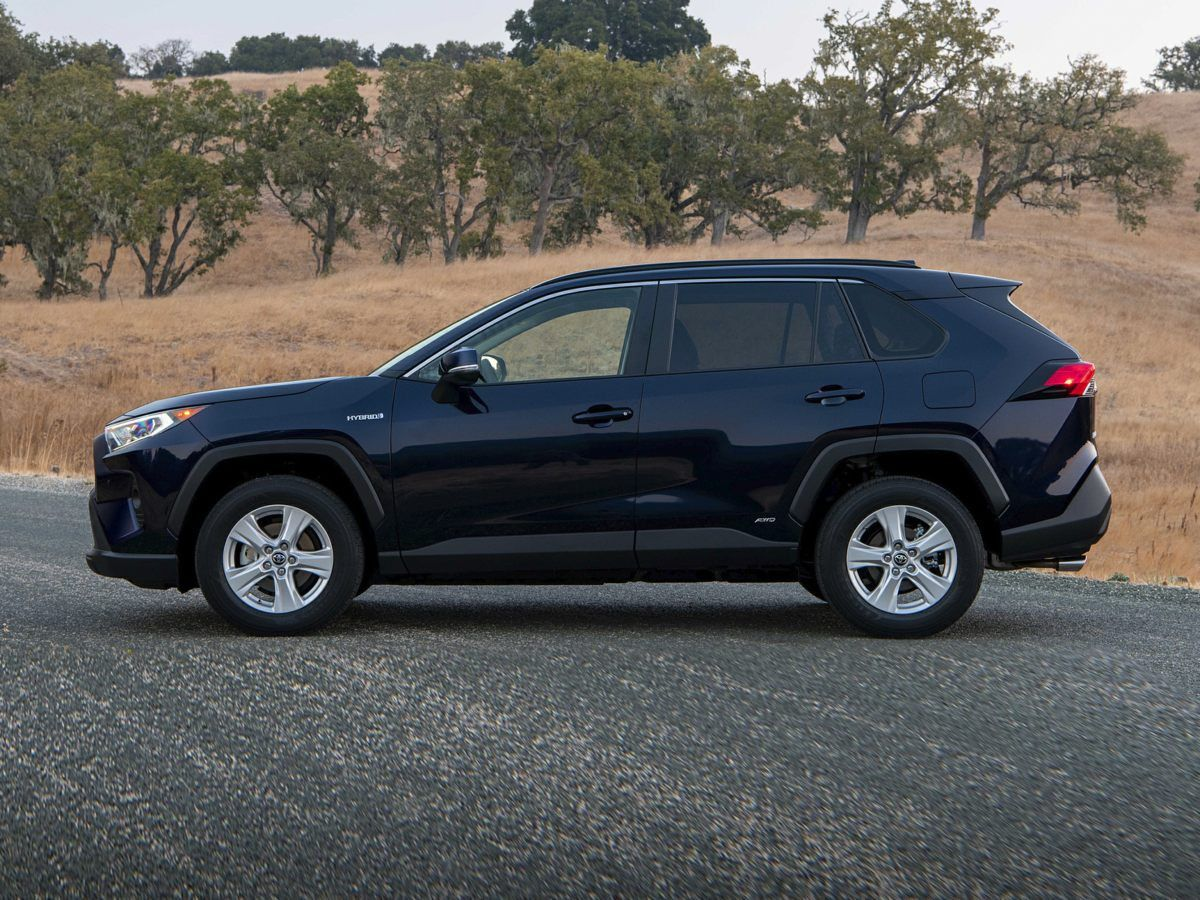 2020 Toyota Rav4 Hybrid Xle Interior Check more at http