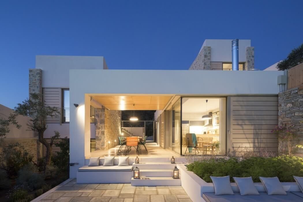 Atrium Villas by HHH Architects Atrium Villas