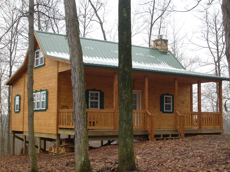 Image Result For 16x32 Deluxe Cabin Tiny Home Shed
