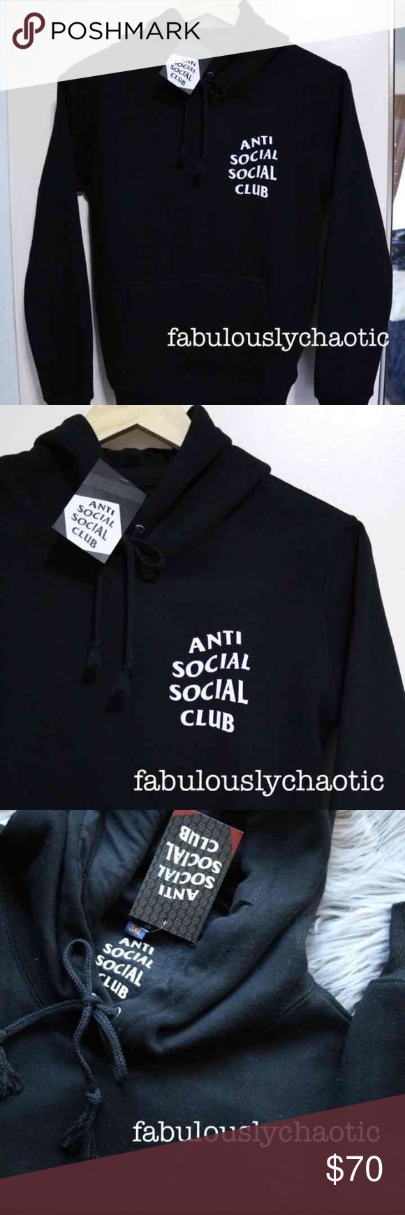 fdb7ec270c96 Brand New XS ASSC Hoodie Brand new with original tags! Tag says size ...