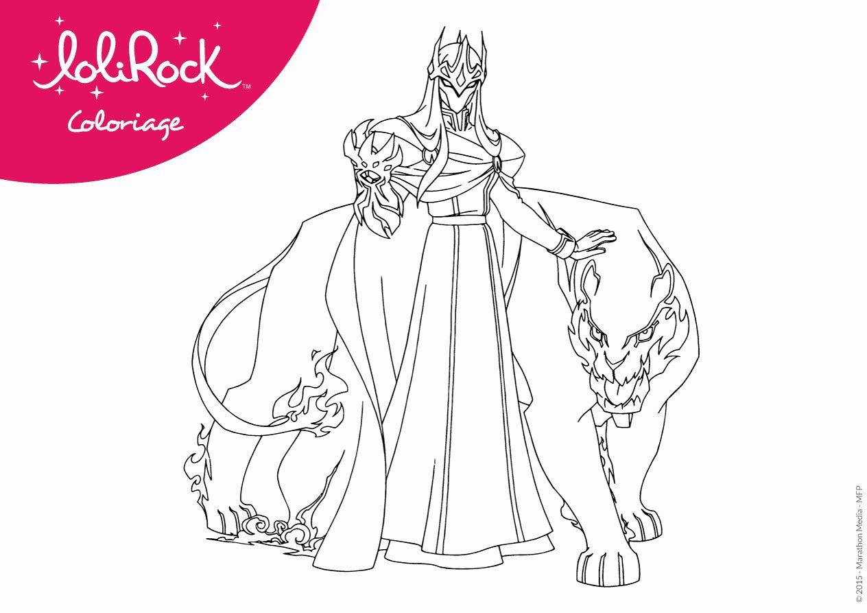 Dragon Age Coloring Book Unique Magic Lolirock Activities In 2020 Coloring Books Secret Garden Coloring Book Coloring Pages