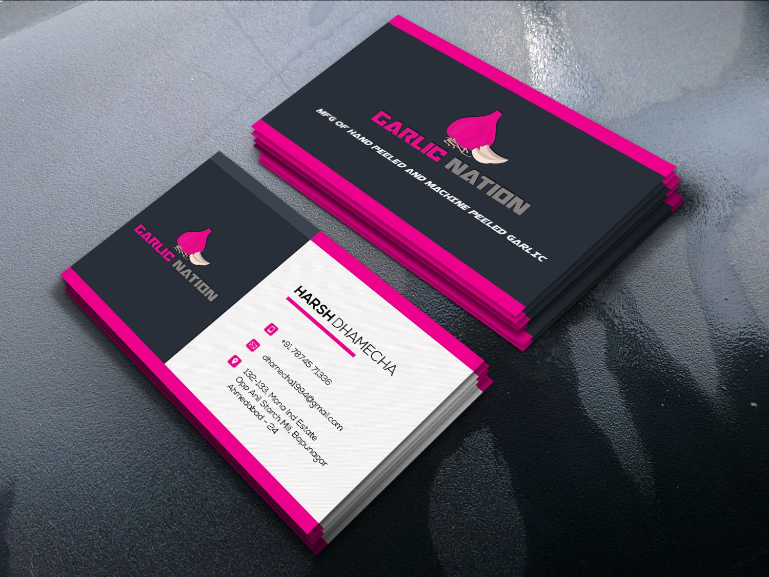 Contact me for design your brand whatsapp