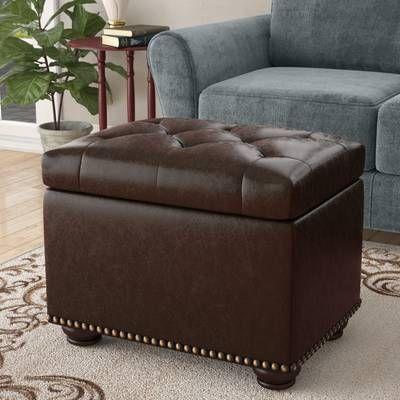 Phenomenal Manford Storage Ottoman Furniture Tufted Storage Ottoman Theyellowbook Wood Chair Design Ideas Theyellowbookinfo