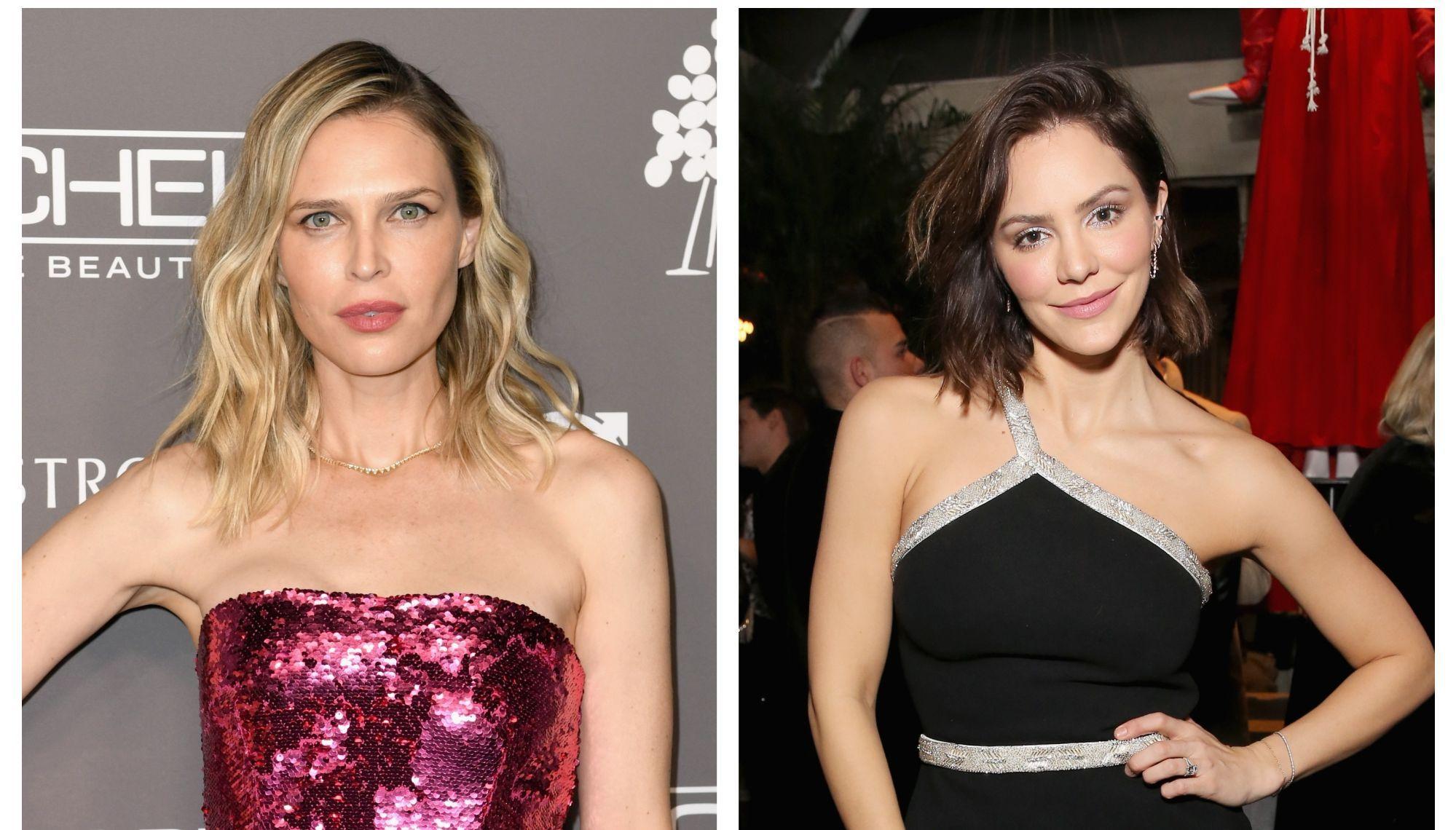 Sara Foster Teases Mom Katharine Mcphee Over Bikini Photo Dress Age Appropriately Bikini Photos Katharine Mcphee Bikinis