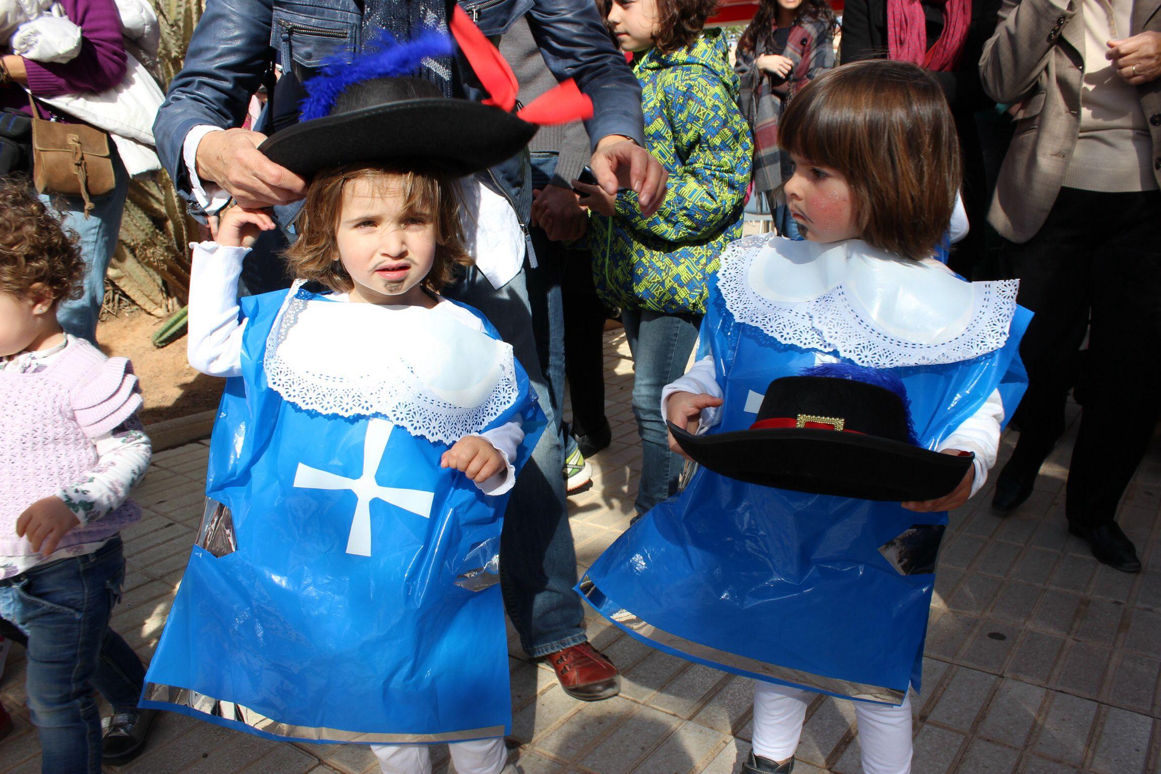 Disfraz mosqueteros carnaval pinterest - Disfraz casero mosquetero ...