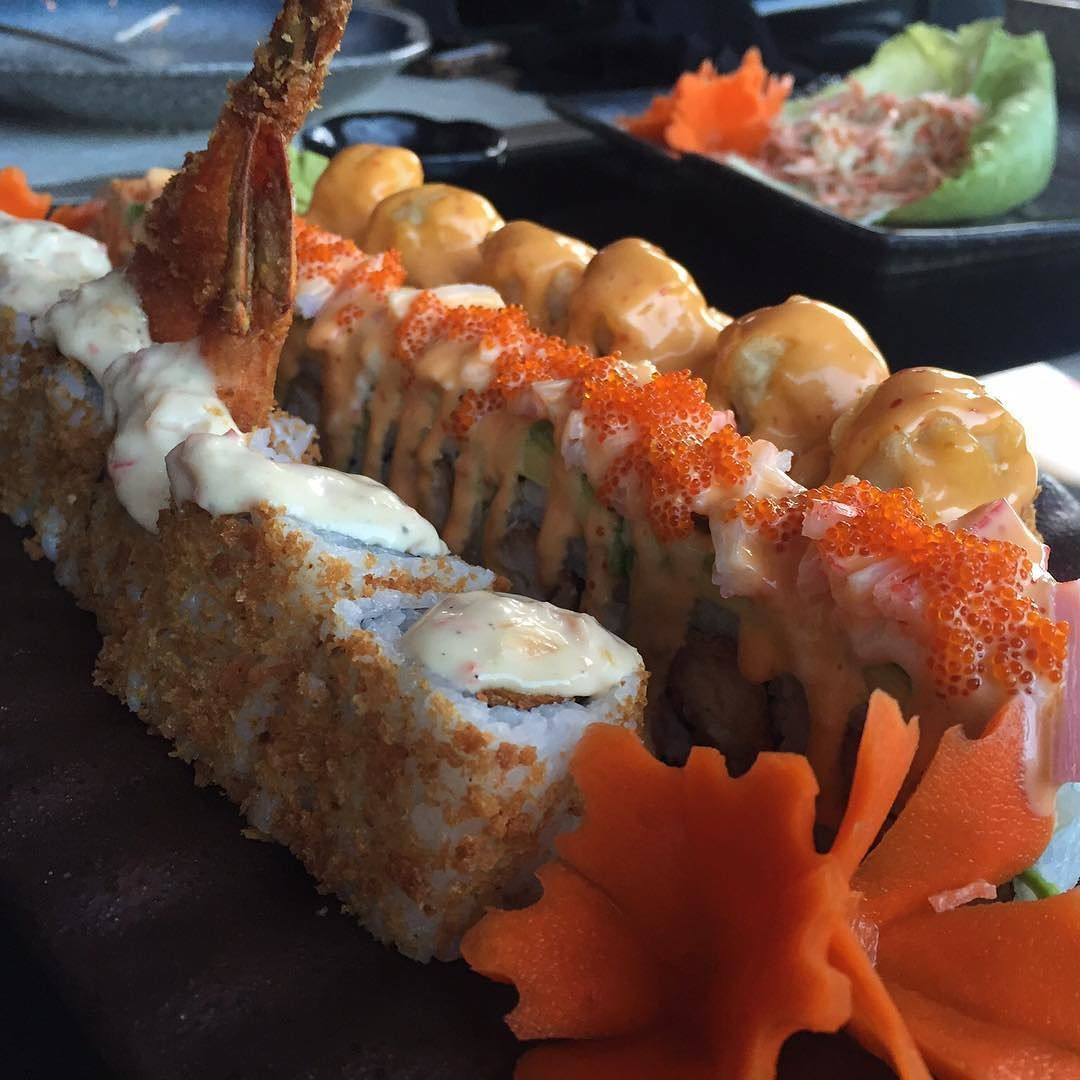 Wasan Alhilal On Instagram Craving Sushi Sushiholic Cravings Food Sushi