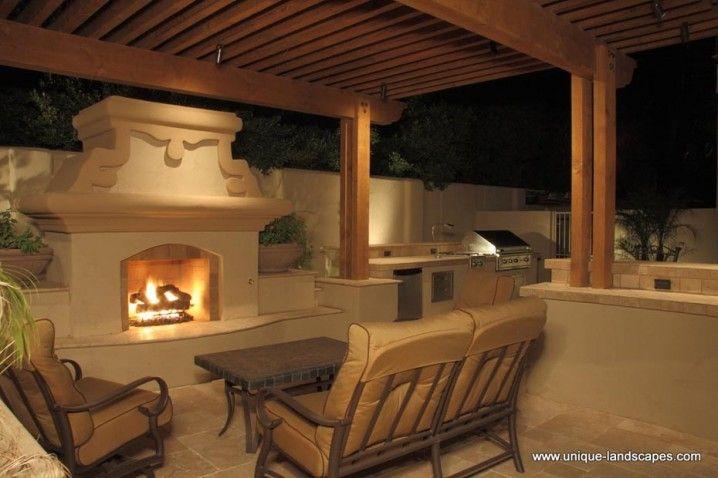 Outdoor Luxury Kitchen Designs House Ideas Pinterest