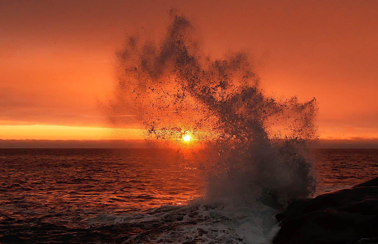 фото морские восходы и закаты фото девушками какая-то фигня