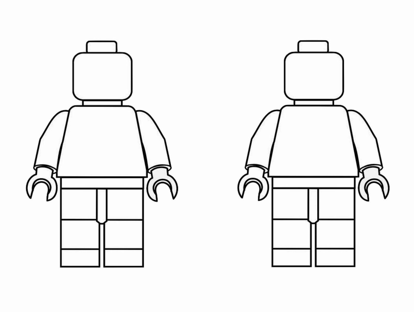 Lego Man Coloring Page Beautiful Spring Time Treats Lego Men Coloring Page In 2020 Lego Coloring Pages Lego Man Lego Coloring