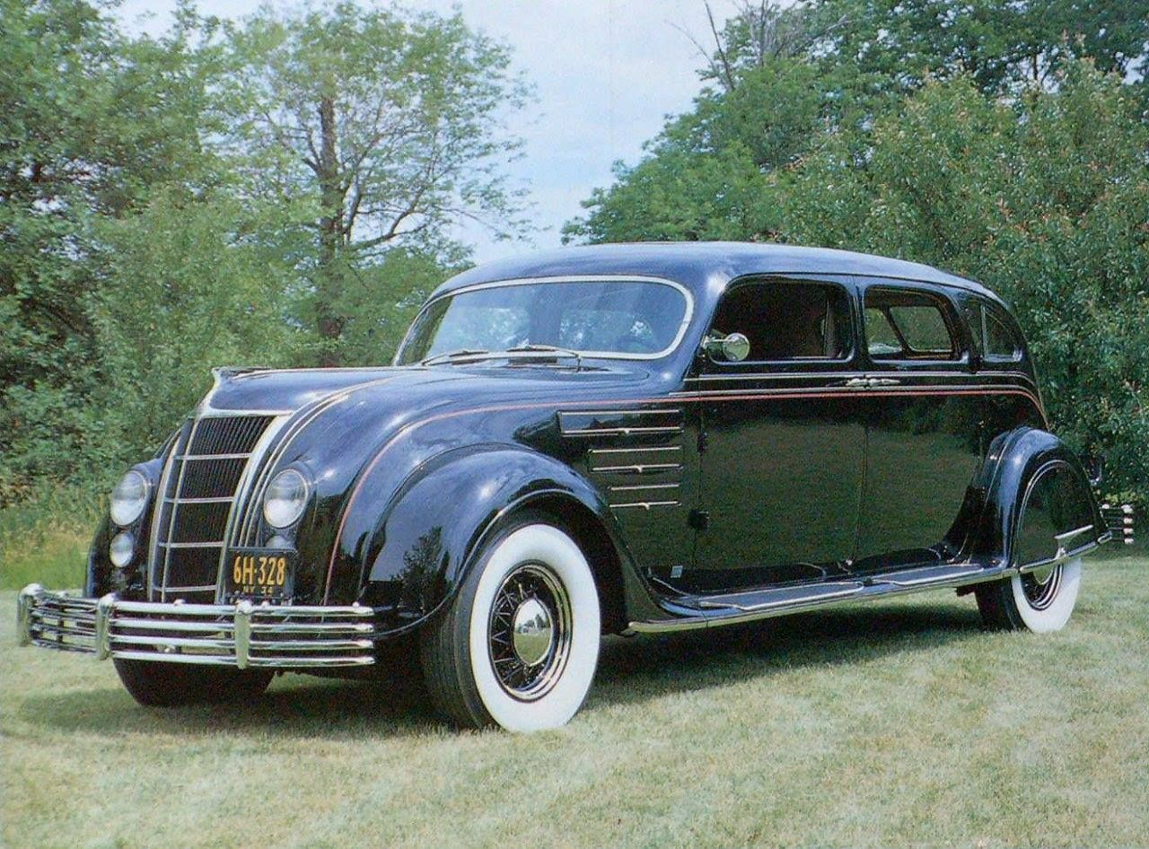 1934 Chrysler Airflow Chrysler Imperial Chrysler Cars Chrysler