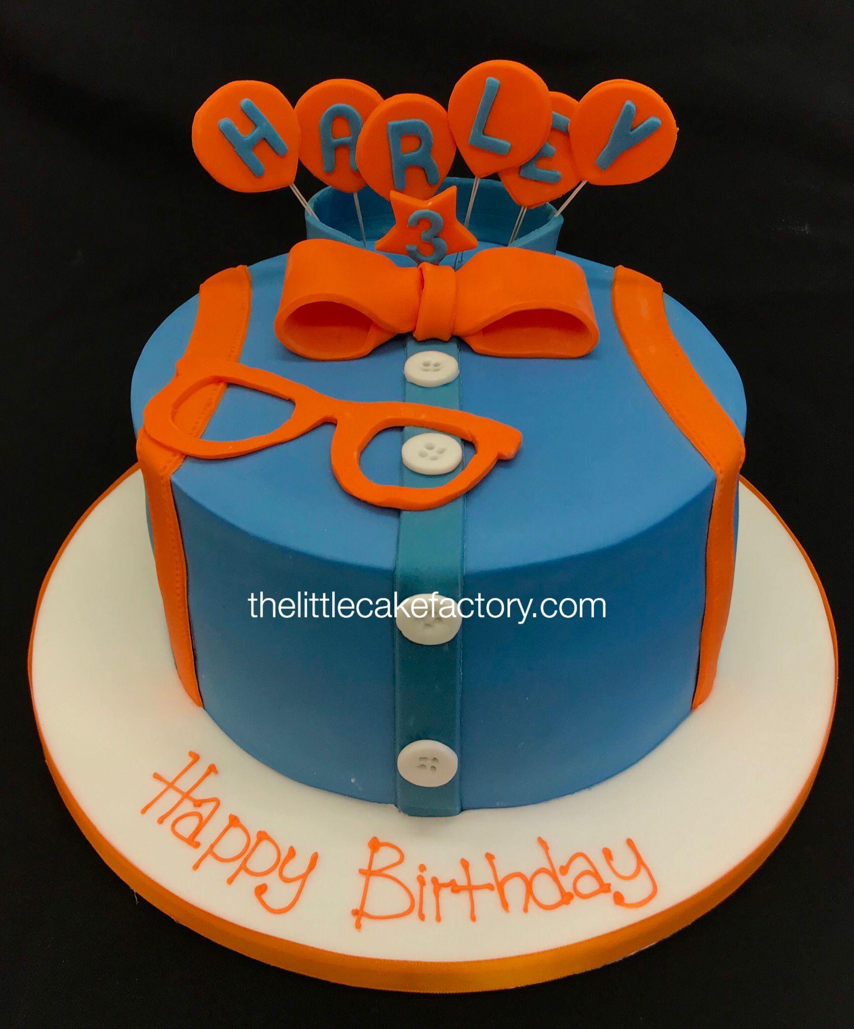 Blippi cake with images birthday party cake kids