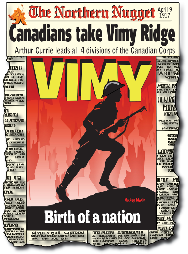 vimy ridge canadian encyclopedia
