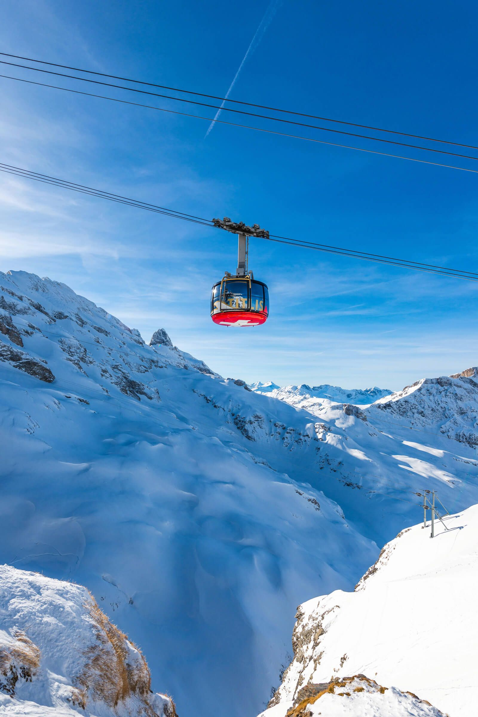 Cable Cars In Switzerland To Ride In Your Lifetime Mount Titlis Cable Cars Travel Outdoors