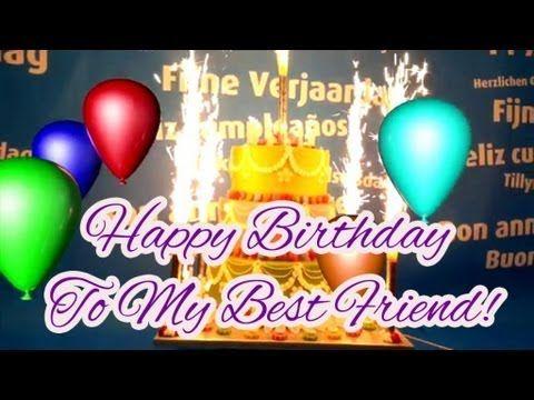 Happy Birthday Song For My Best Friend Funny Happy Birthday Wishes Funny Happy Birthday Song Happy Birthday Fun
