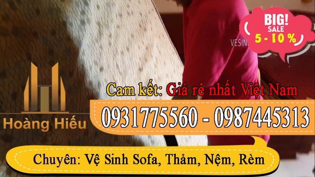 Giặt Nệm Lò Xo giá tốt TP HCM 0931775560 Vệ sinh và Xỏ tai