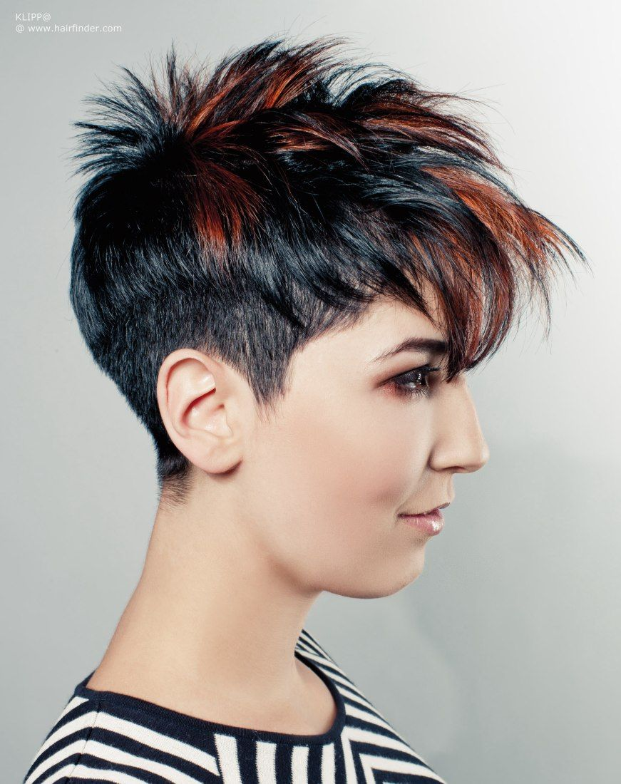 Groovy Short Punk Hairstyles : Short Punk Hair