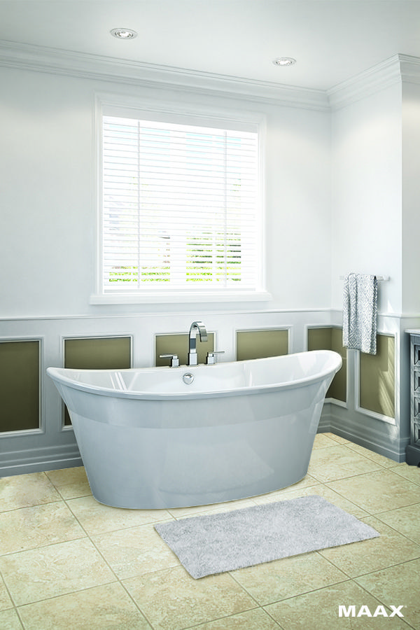 Dorable Maax Tub Installation Vignette - Bathroom with Bathtub Ideas ...