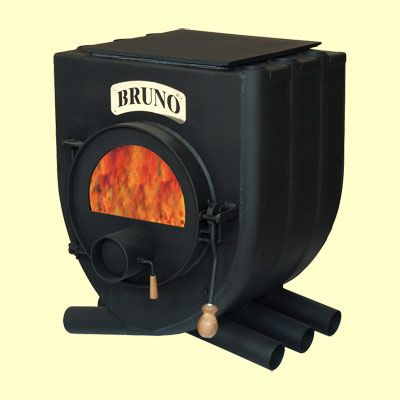 Contemporary Wood Cookstoves The Bruno T6 Cook Stove Has This Large Cook Plate On Top You Can Boil Wood Stove Stove Container Cabin