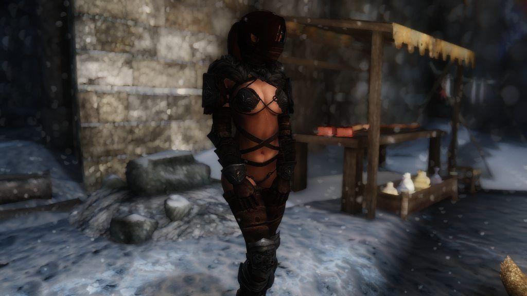 Legendary Armors - Bikini at Skyrim Nexus - mods and