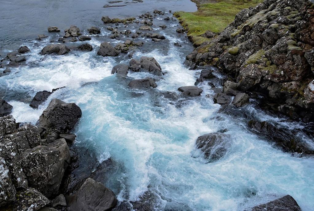 Islande Parc De Thingervellir