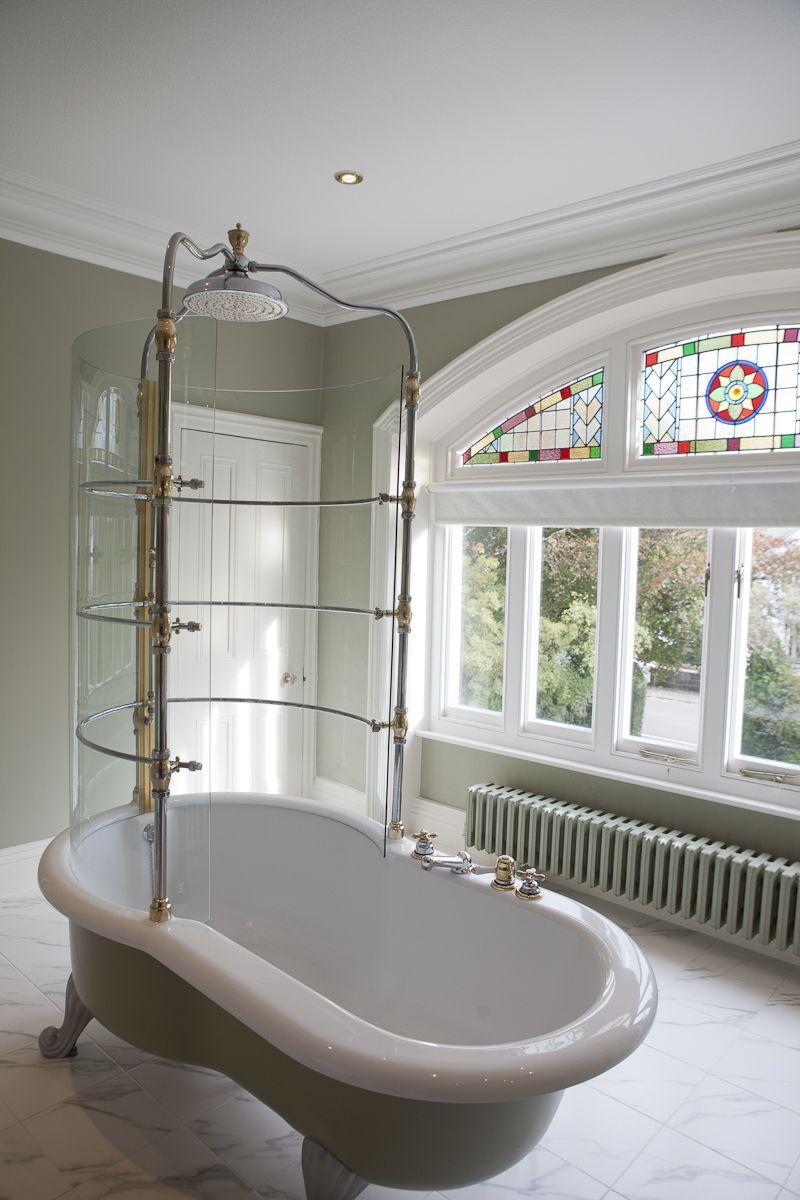 Farrow And Ball French Gray Bathroom