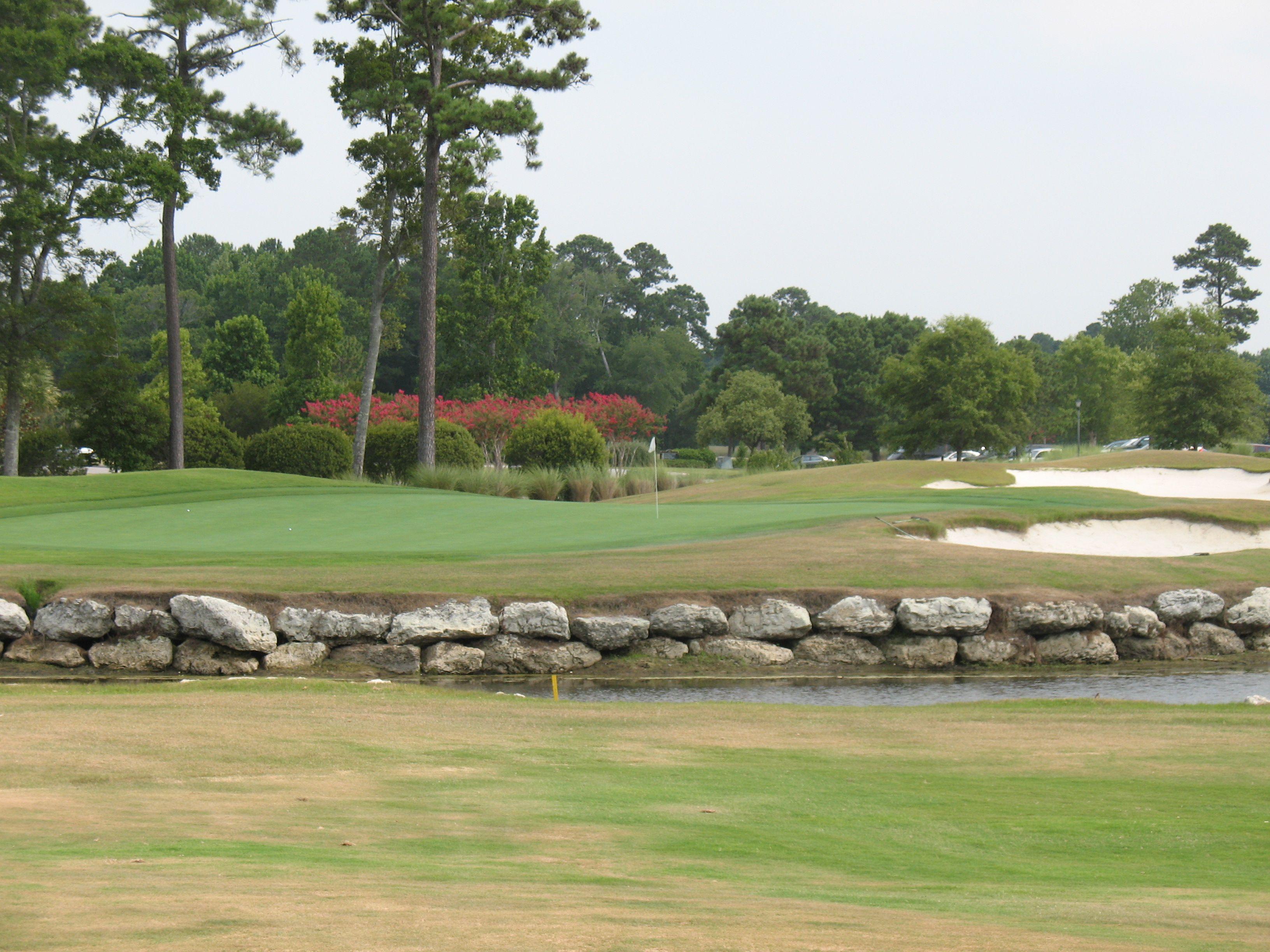 Tiger S Eye Golf Course Myrtle Beach