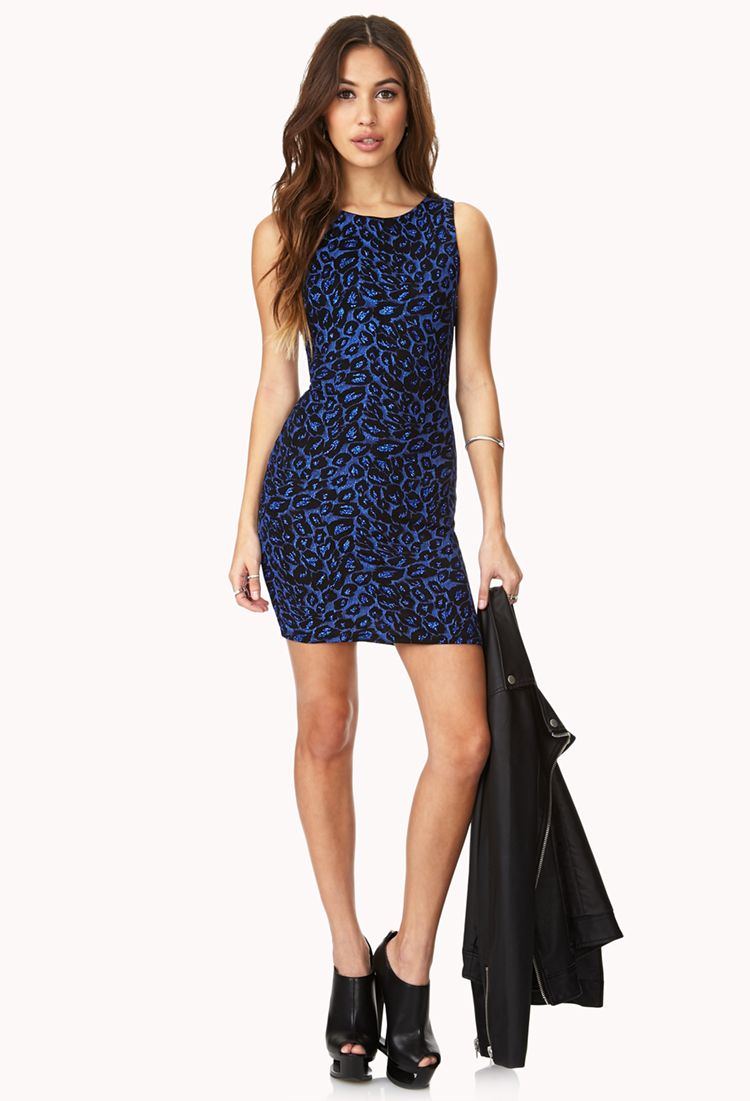 Dazzling Leopard Dress | FOREVER21 - 2000089892