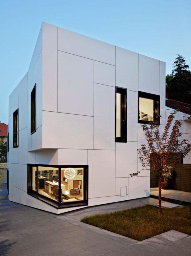 21 Stunning Modern Exterior Design Ideas: 21 Stunning Modern Exterior Design Ideas (With Images)