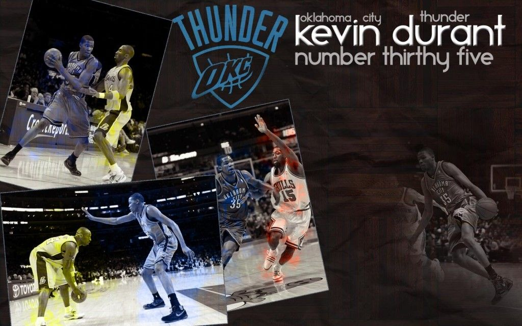 Exclusive Kevin Durant Oklahoma City Thunder Wallpaper ...