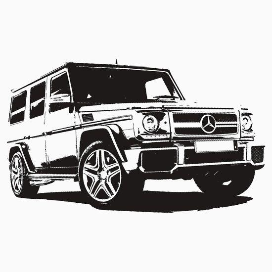 Mercedes Benz G Class Gelandewagen Mercedes Benz G