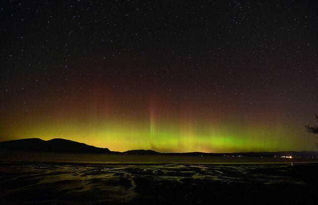 anacortes northern lights 2605 | Flickr - Photo Sharing!