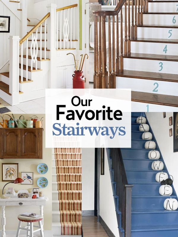 Creative Ways To Upgrade Your Staircase Stairways Home Stairs