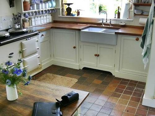 Cottage Kitchen | Ideas for the House | Pinterest | Cottage ...