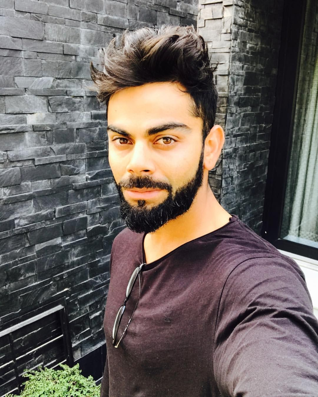 See This Instagram Photo By Virat Kohli 874 3k Likes Virat Kohli Hairstyle Virat Kohli Virat Kohli Beard