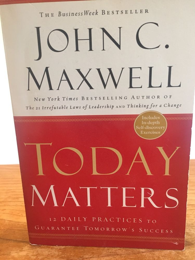 12 Daily Practices to Guarantee Tomorrows Success Today Matters