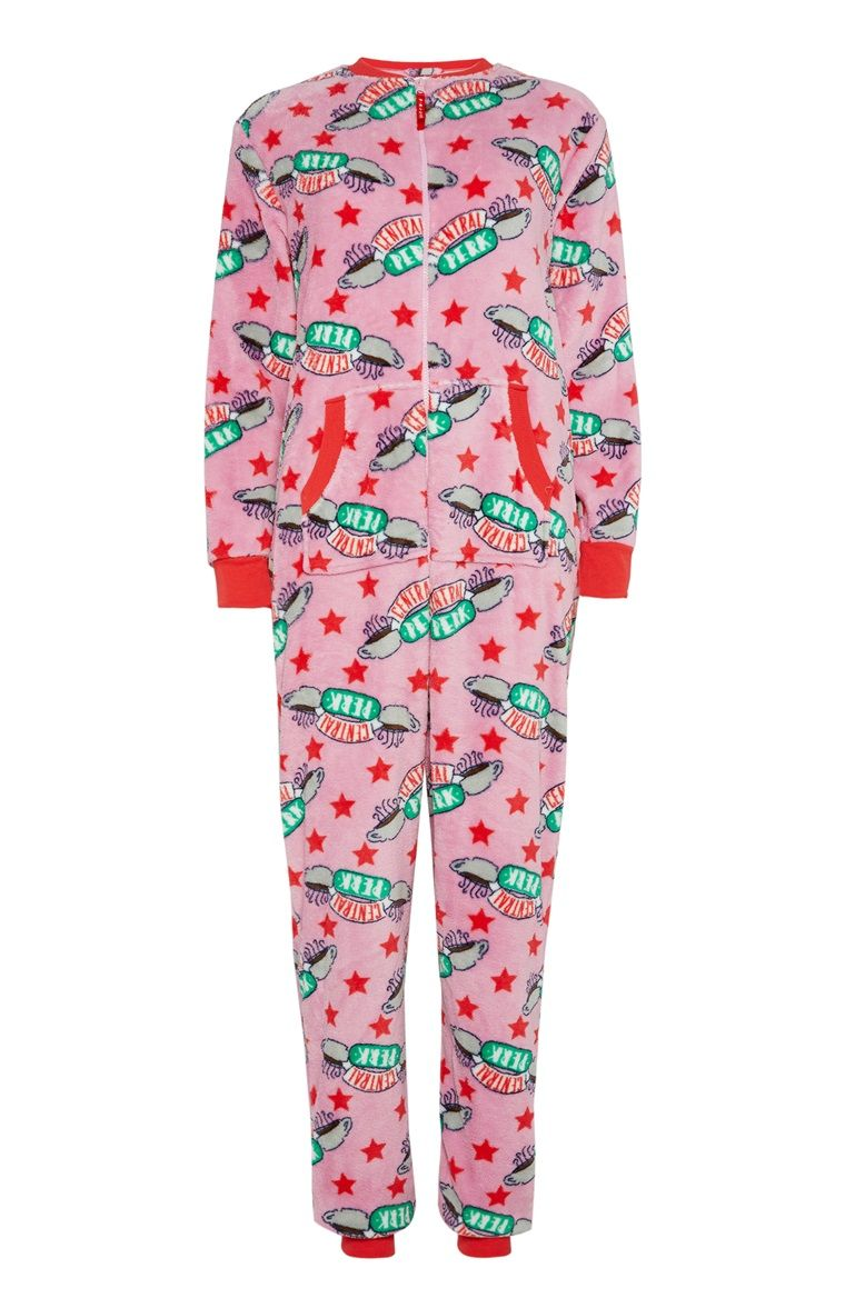 FRIENDS RACHEL GREEN Pyjama Set UK Sizes 4-20