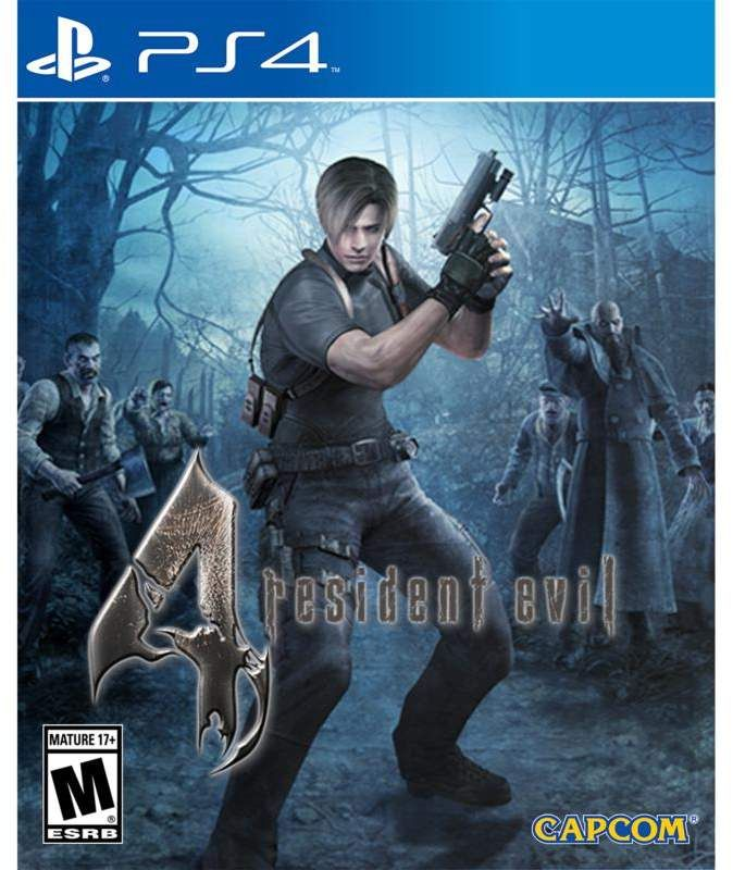 Resident Evil 4 Playstation 4 8374464 With Images Resident