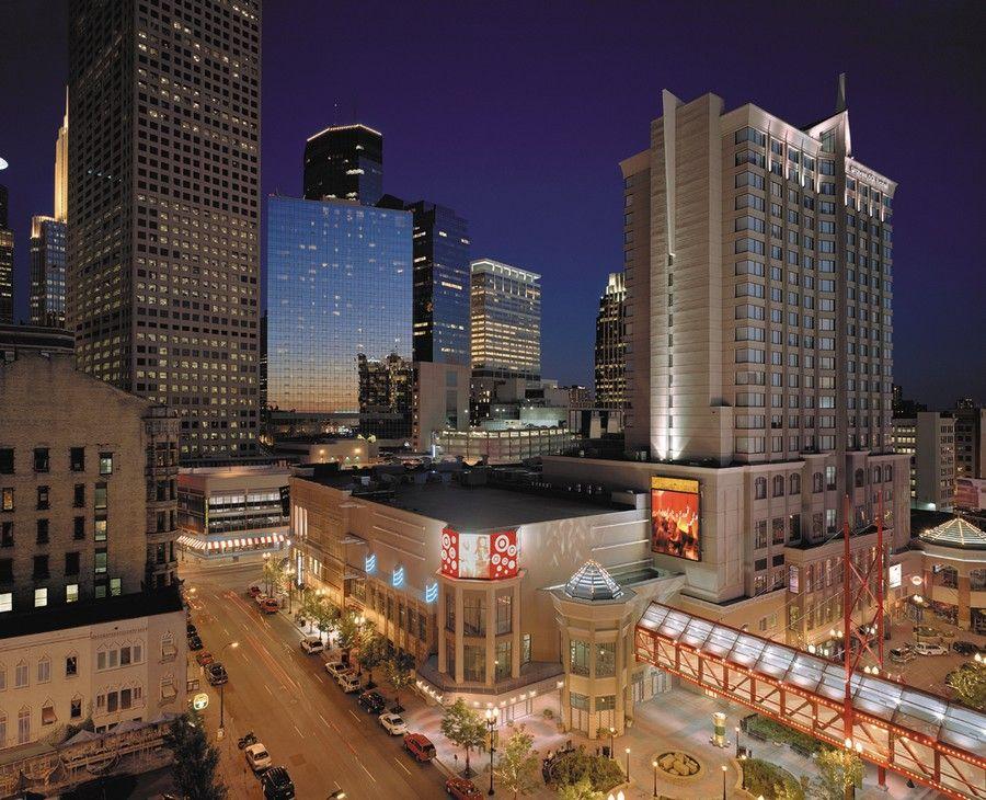 Luxury Downtown Minneapolis Hotel Loews Minneapolis Hotel Minneapolis Hotels Loews Hotel Hotel