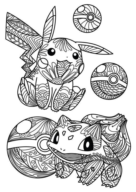 Pin by marjolaine grange on pokemon Coloriage pokemon
